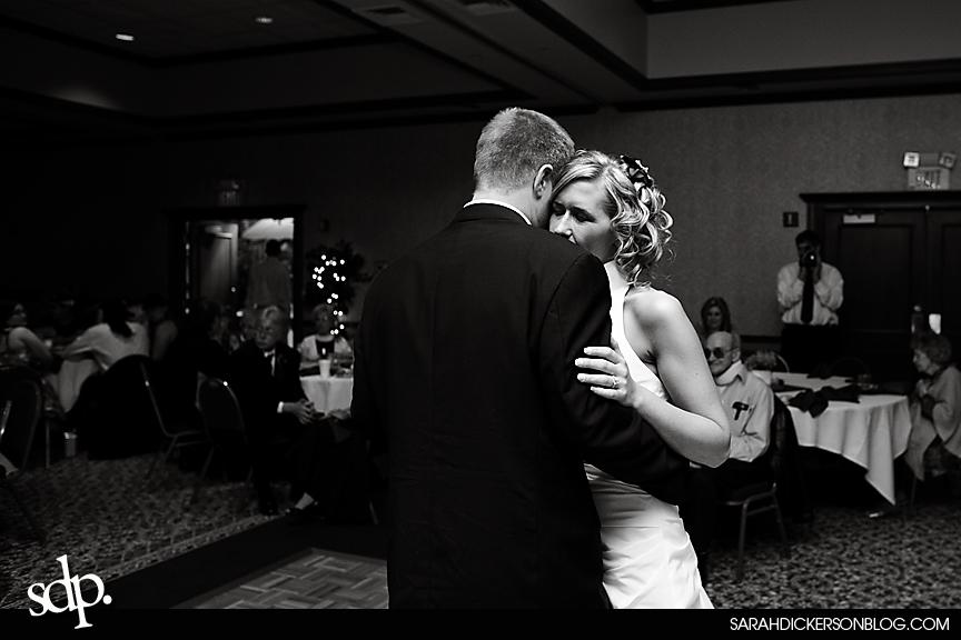 St Joseph Missouri wedding reception photography, Terribles Casino