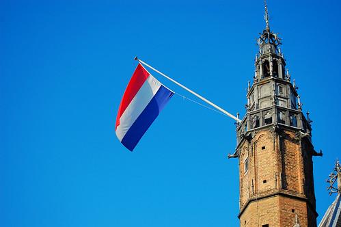 Stadhuis Haarlem Tower