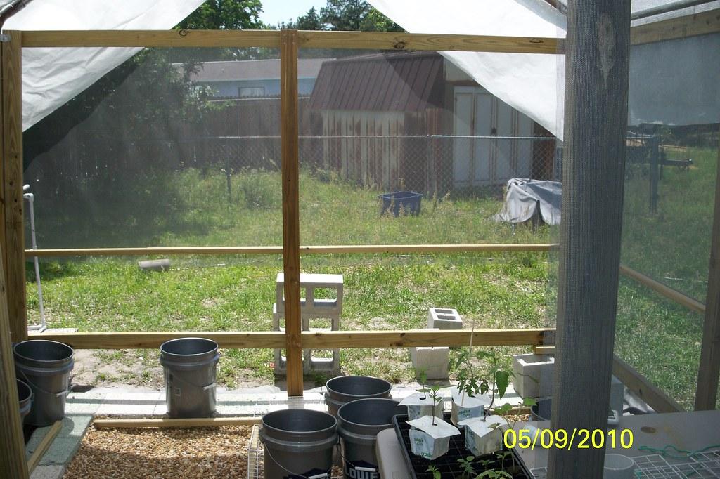 Greenhouse planning