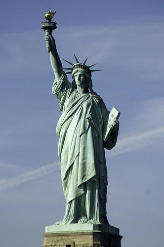 Statue of Liberty (Photo: Dominique James, flickr)