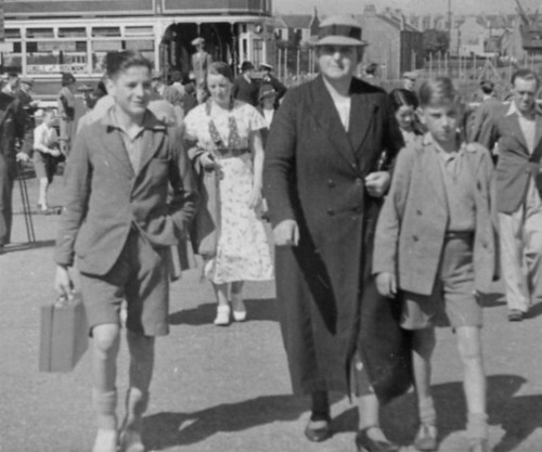 On Holiday, Aberdeen  1935