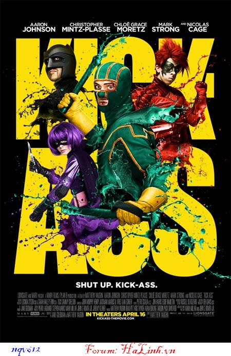 Kick-Ass (2010)++ Step Up 2: The Streets [2008]