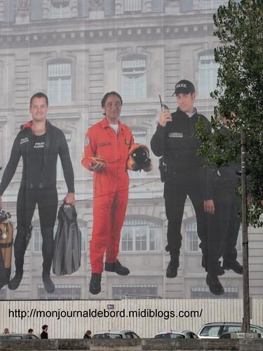 bâche Préfecture de Police 4