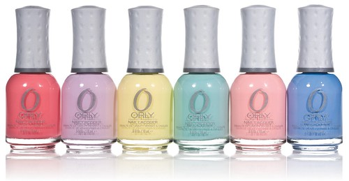 orly sweet collection nail polish set
