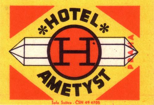 Hotel Ametyst Praha