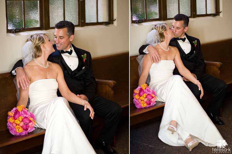 Menlo Park Presbyterian Church wedding by Teresa K photography, Northern California wedding photographer