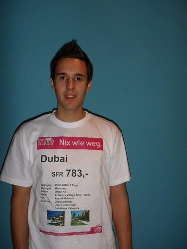 L'TUR Dubai T-Shirt