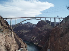 019 Hoover Dam's new bridge