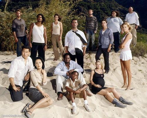 Lost primera temporada
