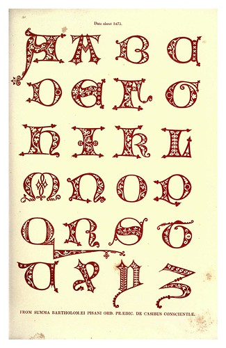 005-Siglo XV-The hand book of mediaeval alphabets and devices (1856)- Henry Shaw