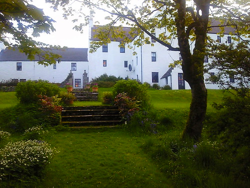 Review of Busta House Hotel, Shetland Islands, Scotland