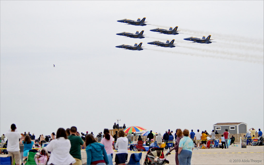 Jones Beach Air Show