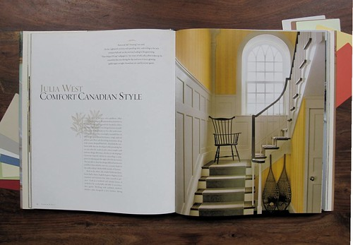 FARROW AND BALL  YELLOW STAIRCASE