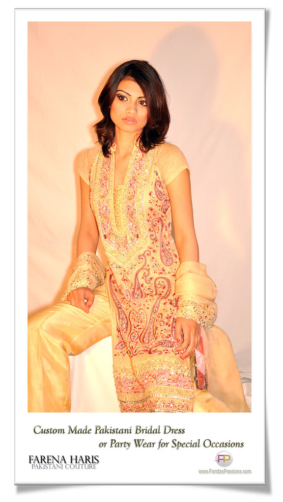 Salwar Kameez Pakistani Bridal Dress. Shalwar Kamees Wedding Dress or Special Party Wear. Ethnic Haute Couture South Asian Authentic Designer Clothing Now Available at FaridasPassions.com height=1024