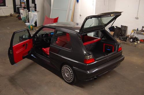 Jv S Rallye Golf Studio Incar