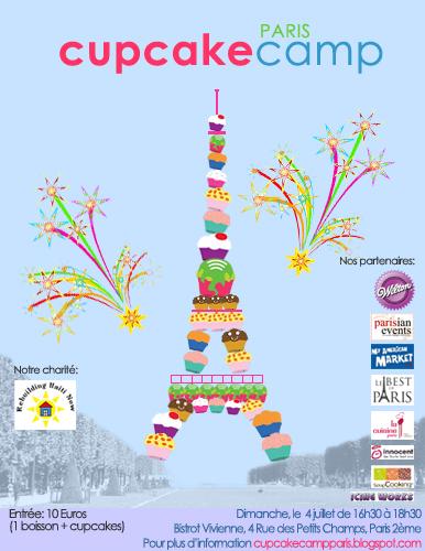 Cupcake Camp Paris
