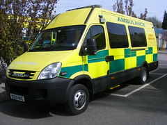 (637) NWAS - Iveco - HART - ISU - WX09 NHC (Call the Cops 999) Tags: west station team support north ambulance stockport area hart service incident paramedic iveco response unit nwas hazardouis wx09nhc