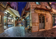 175/365 - HDR - Crete.Rethymno.II.Night.@.1150x735 (Pawel Tomaszewicz) Tags: camera new city light shadow holiday fish streets eye colors architecture night photoshop canon buildings lens island greek photography eos lights islands town photo foto view creative kreta hobby fisheye greece crete fotografia greekislands hdr cyclades fable noc aparat pawel rethymno wakacje miasto oko cs3 rethymnon  kriti architektura  3xp grecja photomatix   odpoczynek kyklades wiata wyspa  miasteczko retymnon 400d wyspy eos400d 1200x800 fotografowie polscy cyklady rybie  tomaszewicz paweltomaszewicz