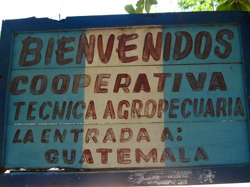 Tikal 01 - Welcome to Guatemala (in La Tecnica)