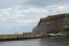 Cliffs, Whitby