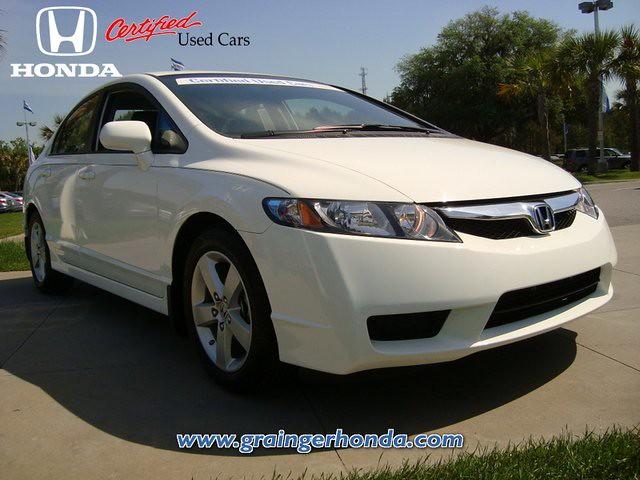 2009 Honda Civic Sdn LX S Savannah, GA Right Front 2 (Grainger Honda