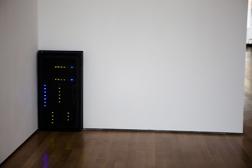 Bruce Nauman: Days - Sound Sculpture at the MOMA