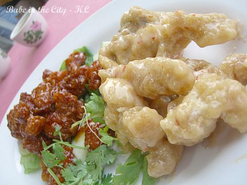 Pork Rib in 2 style (RM32)