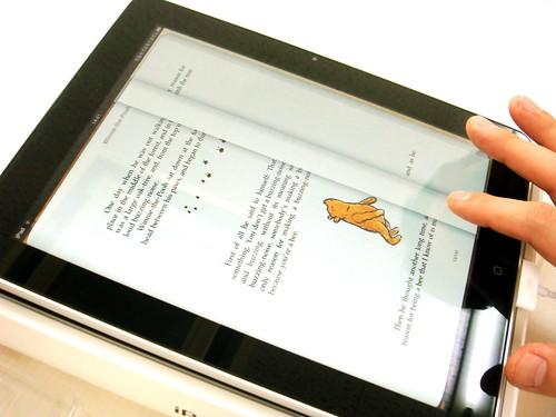 iPad開封の儀