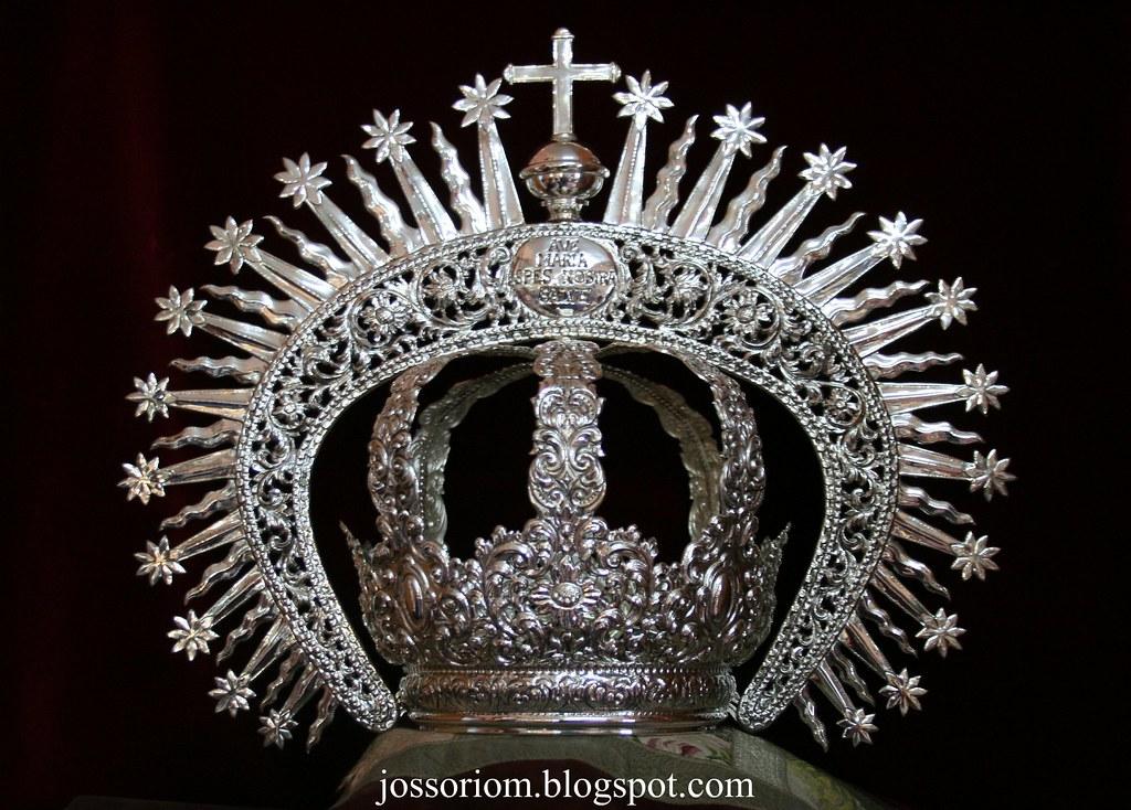 Corona Nuestra Señora de la Esperanza. Cuenca 2010