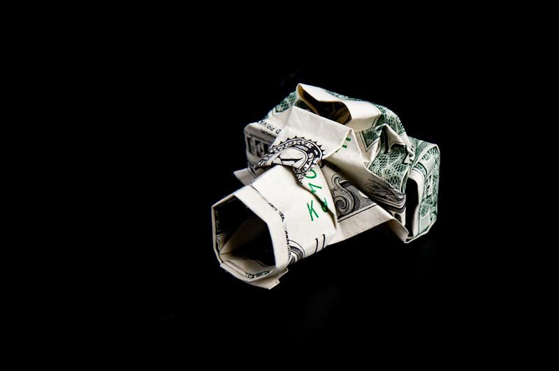 Day 240: Dollar Camera