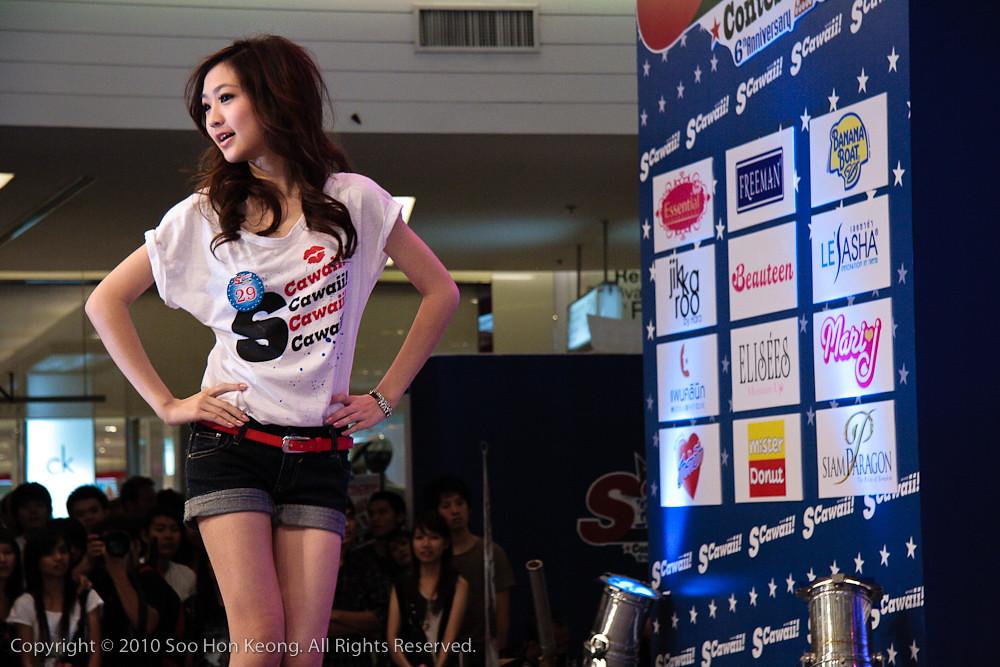 S Cawaii Festival Girls Contest 2010 @ Bangkok, Thailand