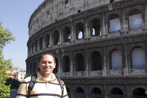 Jose + Colosseum