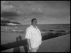 Cisco playa blanco y negro (seraphin L.....) Tags: bear daddy chub cisco palya