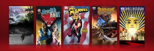 Digital Comics 6/9/10