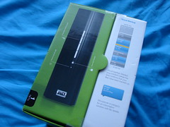 Package Side (yum9me) Tags: digital drive box hard western packaging hdd westerndigital mybook harddiskdrive externalhdd 1tb essentialedition