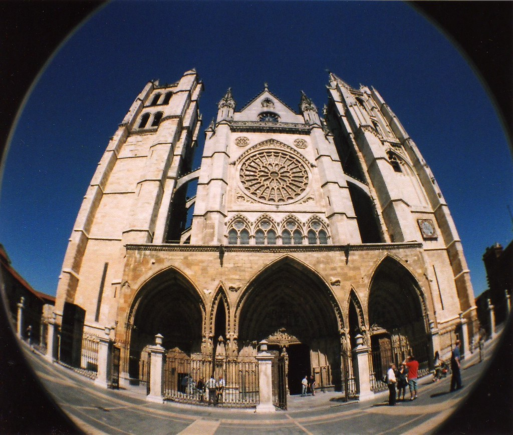 Catedral de León 180º