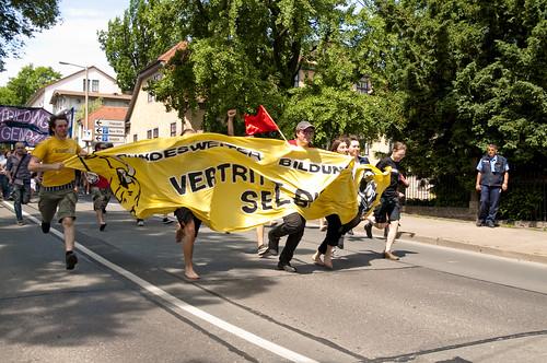 Bildungsstreik in Jena