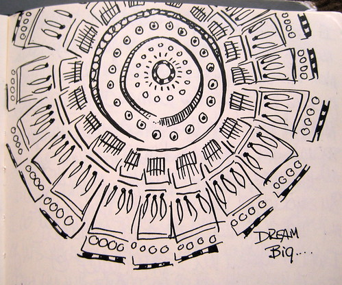 Mandala : Dream Big