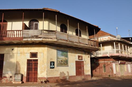 Portuguese quarter:Bissau