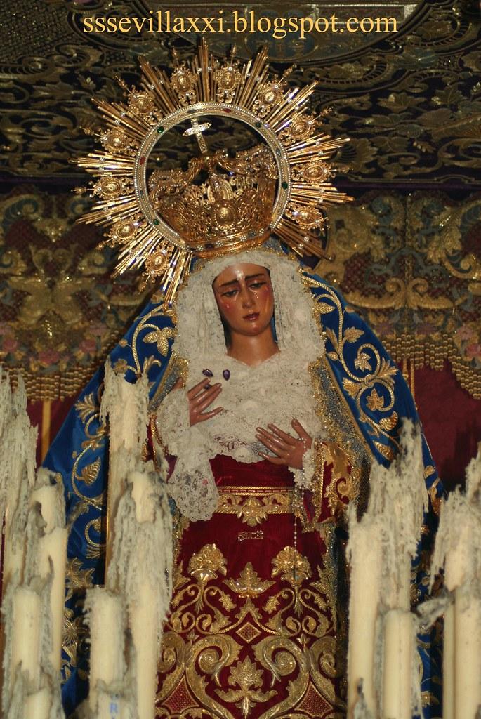 María Santísima de las Angustias 2010