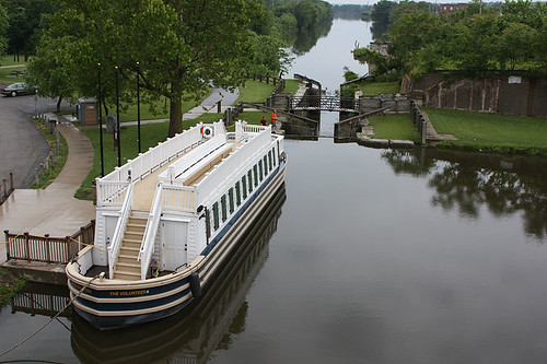 End of the Canal