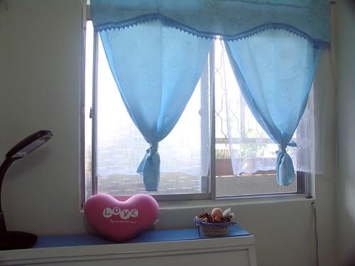 09窗簾+窗邊擺飾