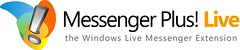 Messenger Plus! Live logo