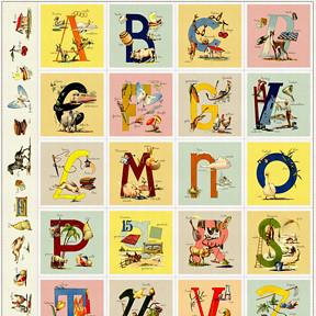 Michael Miller's Alfabeto Italiano