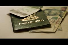 I'm In Singapore (michaeljosh) Tags: passport boardingpass nikkor50mmf14d project365 nikond90 singaporedollar michaeljosh iminsingapore