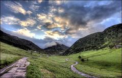 Vall d'Incles a l'albada - Incles Sunrise - Amanecer en Incles