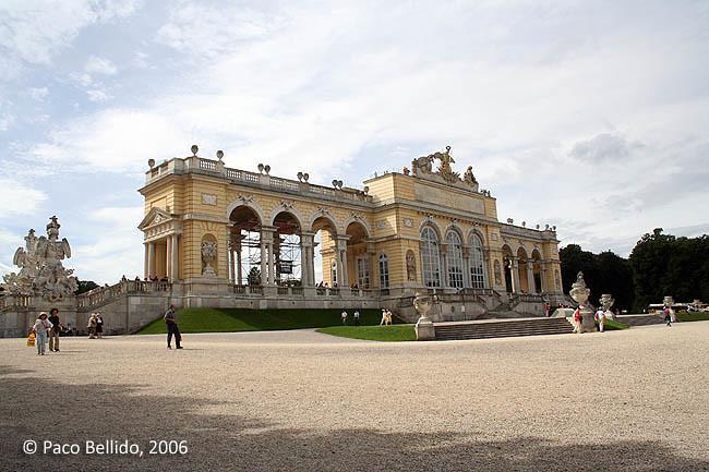 Glorieta de Schönbrunn. © Paco Bellido, 2006