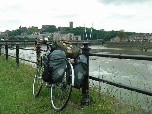 Bike in Lancaster