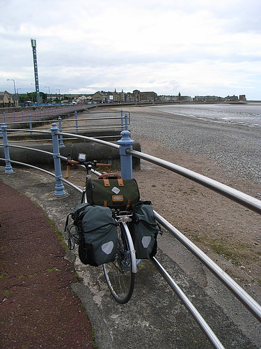 Bike on the Prom
