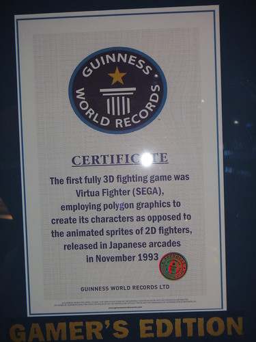 E3 2010: Guinness World Record